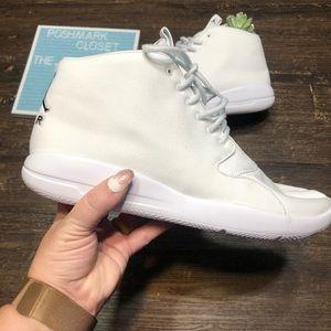"Nike Air Jordan Eclipse ""Ghost"" Canvas Size 11.5"